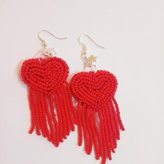 Червоні Сережки