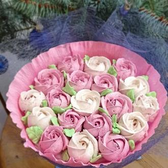 Зефір зефір букет квіти квіти