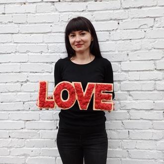 Декор ко дню святого Валентина, Подарок на день влюбленных ( Валентина)