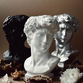 Кашпо Давид ваза підставка під ручки кисті свічник органайзер скульптура