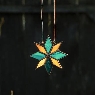 Рождественская звезда (маленькая)