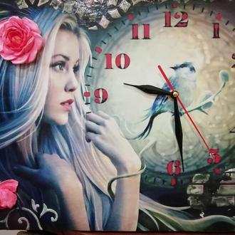 часы-картина