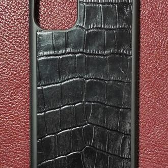 Чохол для iphone 11 з натуральної шкіри