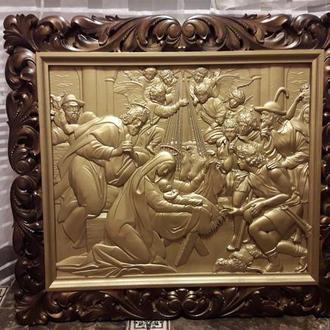 """Панно""""Різдво""""800×750"""