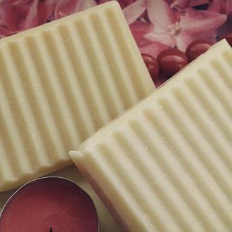 Аюрведическое шампуневое мыло с фитокератином и пудрой Амлы