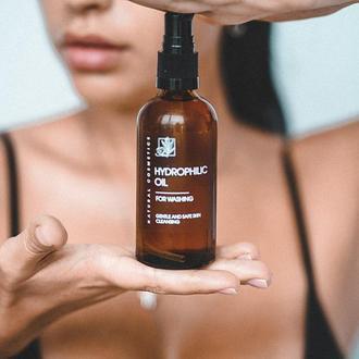 Гидрофильное масло для умывания нормальной и комбинированной кожи HYDROPHILIC OIL