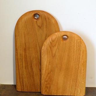 Набор деревянных досок для кухни, доски разделочные, доски кухонные, доски для подачи
