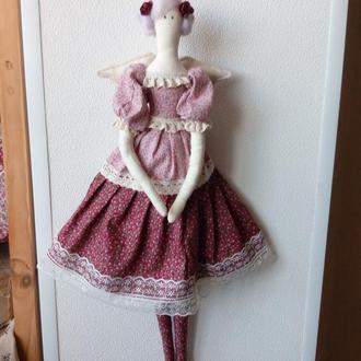 "кукла-тильда ""Смородинка"""
