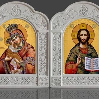 Иконы венчальные