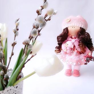 Текстильна лялька Оріянка
