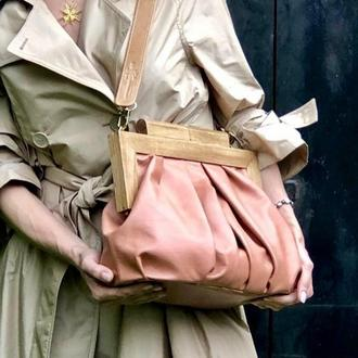 Женская сумка-клатч