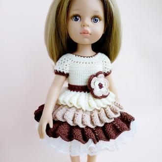 Платье  нарядное для Paola Reina ( Паолы Рейна) 32-34 см.