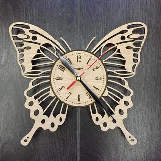 Настенные часы «Бабочка»
