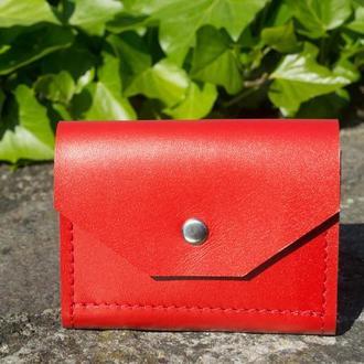 Картхолдер конверт (red)