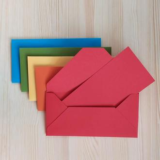 """Набор конвертов для денег """"Яркие цвета"""""""