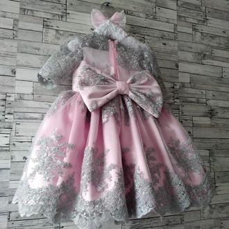 Платье нарядное пышное детское для девочки