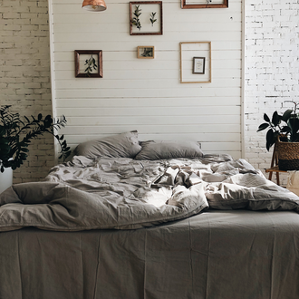 Комплект постельного белья Leglo Grey