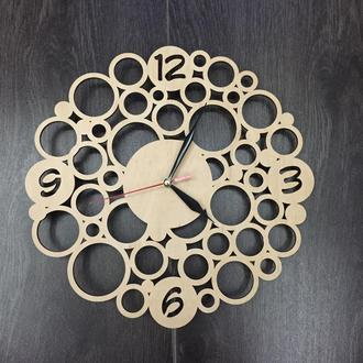Настенные деревянные часы «Модерн»