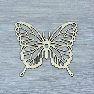Декоративна метелик з фанери (форма №1) (2248)