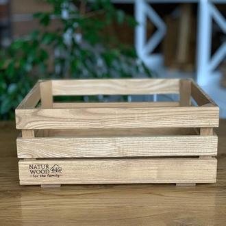 Ящик деревянный (40 х 30 х 17 см)