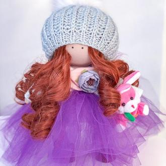 Кукла Принцесса с рыжими локонами