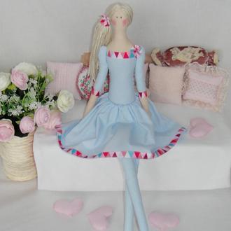 Кукла Тильда 48см Келли
