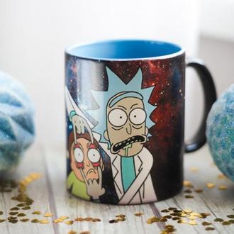 Магическая чашка Рик и Морти