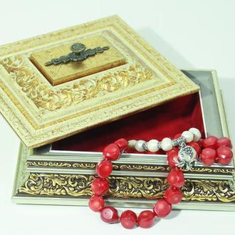 Шкатулка для драгоценностей/бижутерии