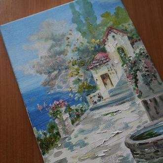 """Картина """"Італія"""""""