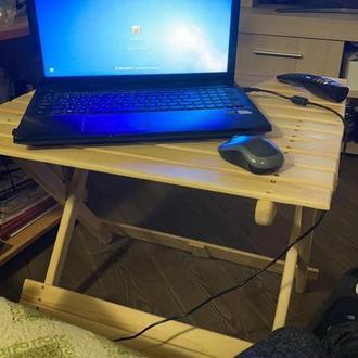 Раскладной  столик под ноутбук