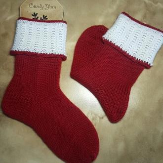 Теплые носки для женщин