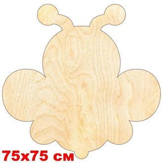 Основа для Бизиборда Пчёлка 75х75 см (фанера 0,8 см)
