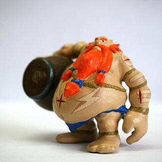 Gragas из League of Legends!