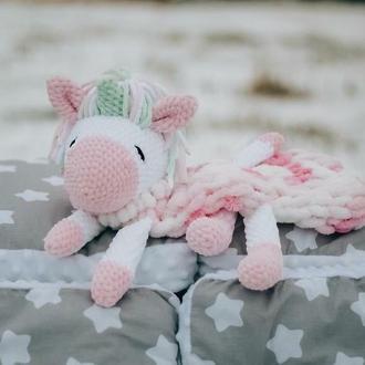 Игрушка для девочки Пижамница Единорожка