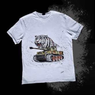 Футболка мужская с танками. Футболка Танк. Tanks
