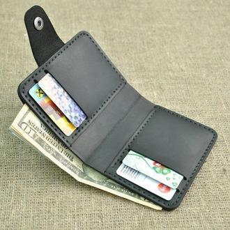Небольшой и стильный кошелек из натуральной кожи K35-0