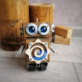 Робот с душой