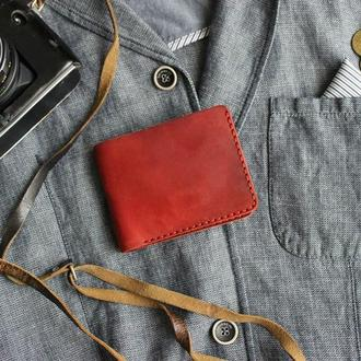 Классический кожаный кошелек-портмоне. Покупай меньше, выбирай лучше, и делай это самостоятельно!