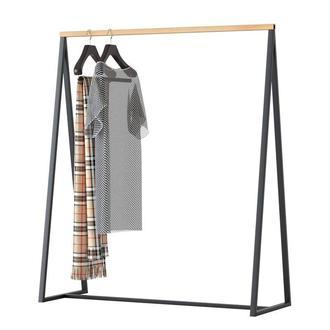 Вешалка напольная для одежды PIFAGOR ЛОФТ металлическая стойка