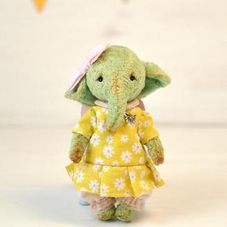 Плюшевая Тедди слоник.