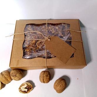 Козинаки из грецкого ореха домашние