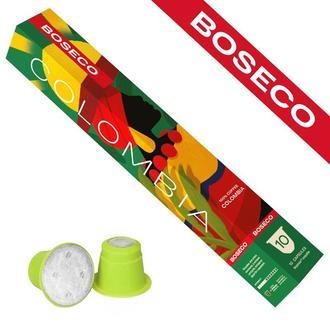 Кава в капсулах Nespresso BOSECO Colombia 10 шт