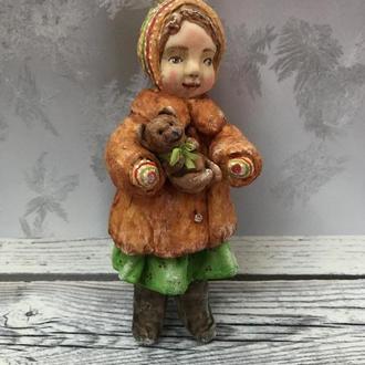 Лялечка з вати