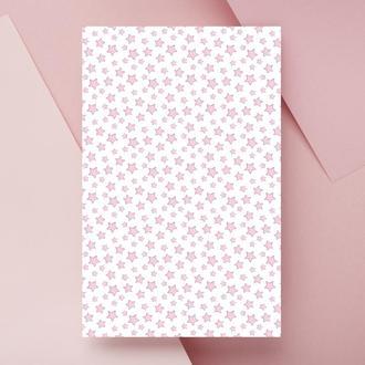 Дизайнерская бумага односторонняя А4 baby_girl-02