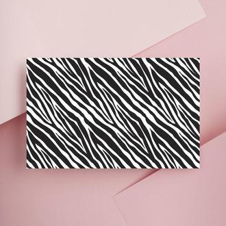Дизайнерская бумага односторонняя Classical_Animal_Print 02