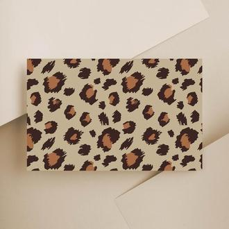 Дизайнерская бумага односторонняя Classical_Animal_Print 12