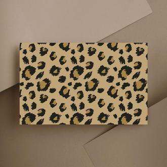 Дизайнерская бумага односторонняя Classical_Animal_Print 16