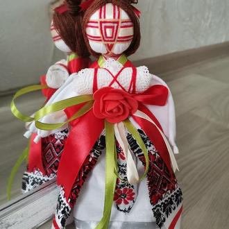 Кукла мотанка оберег на беременность