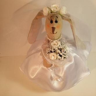 Зайка невеста тильда
