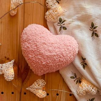 Плюшевое сердце Tender heart